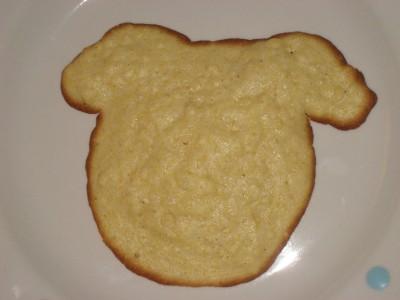 Corn Bread Pug Head
