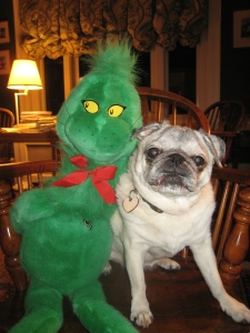 eloise and the grinch